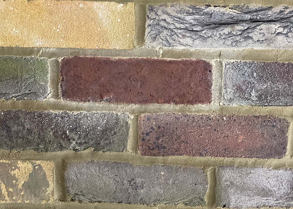 Brickwork Repairs - after