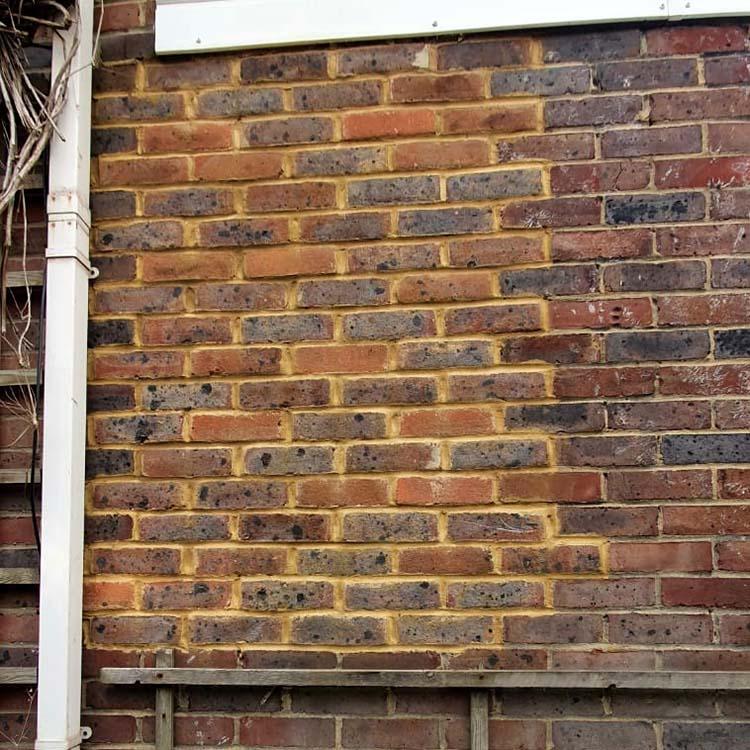 Brick Tinting - before