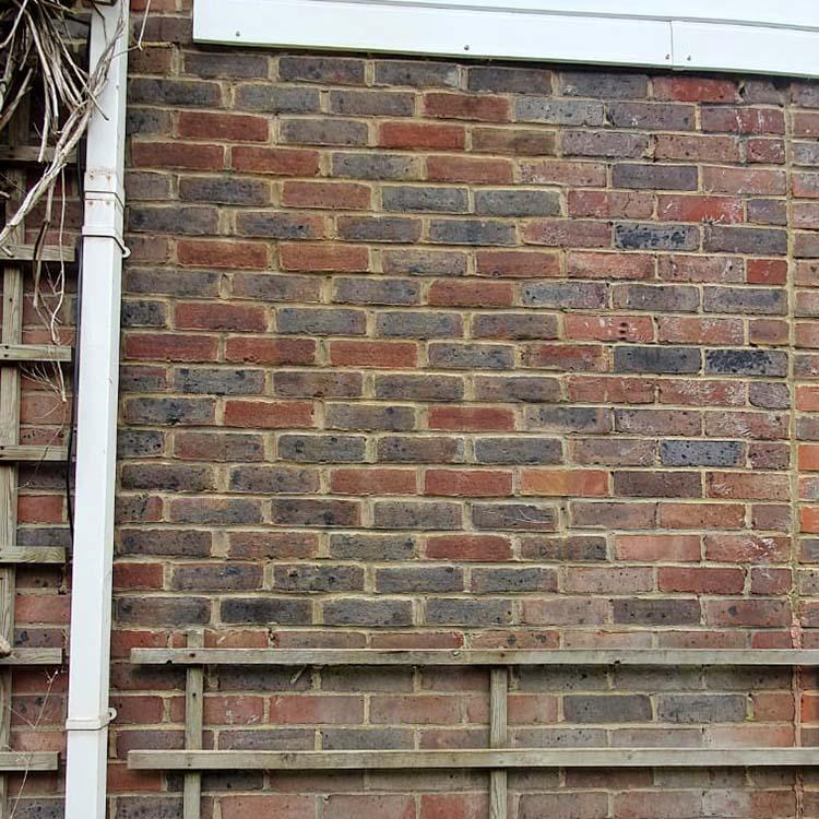 Brick Tinting - after