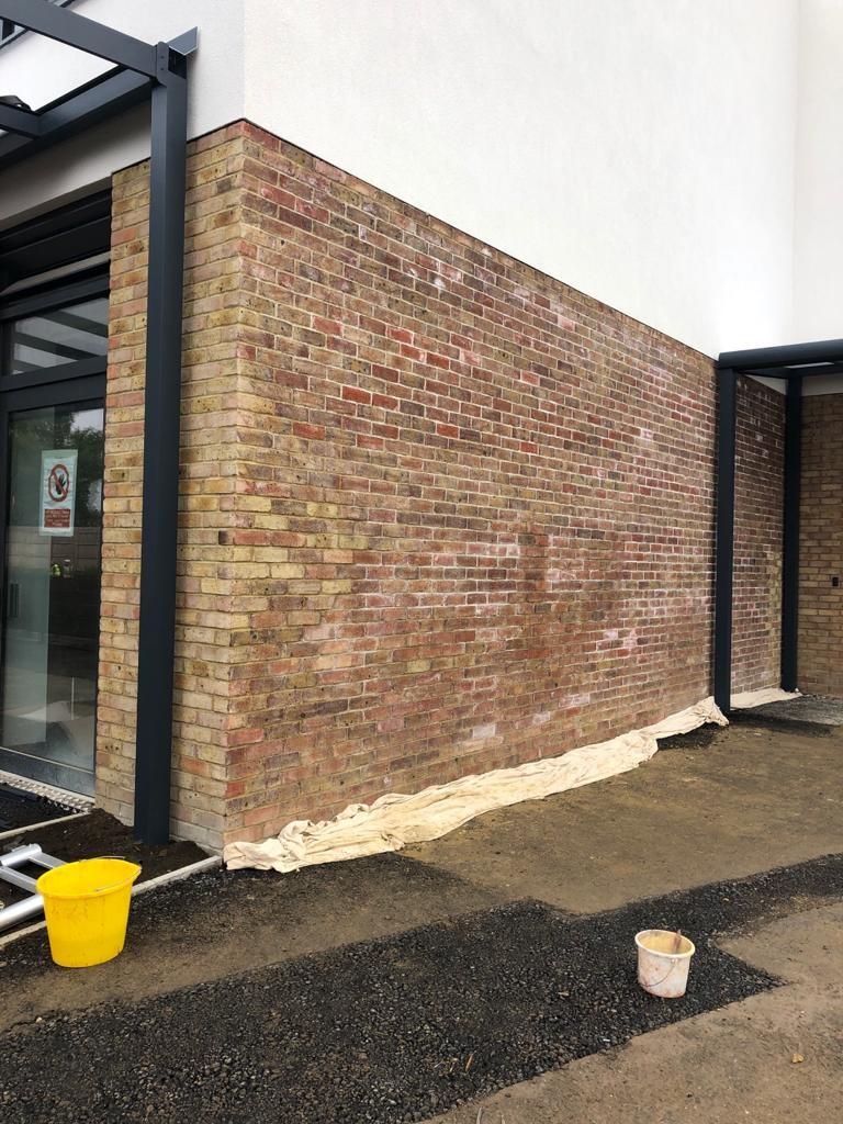Brick Tinting Example